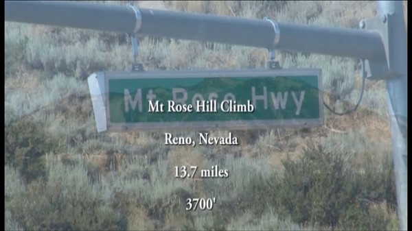 Mt Rose Hill Climb Videos