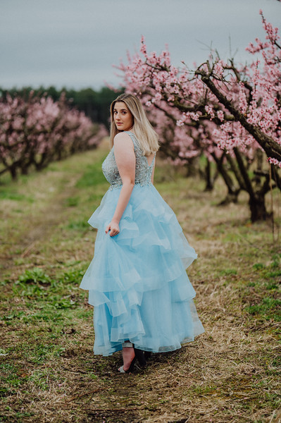 Pelles Peach Blossom 21