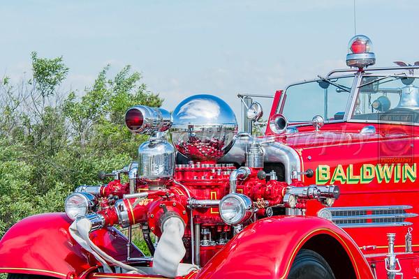 2016 Long Island Antique Fire Apparatus Photoshoot