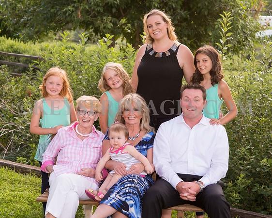 Crosier Family 2015