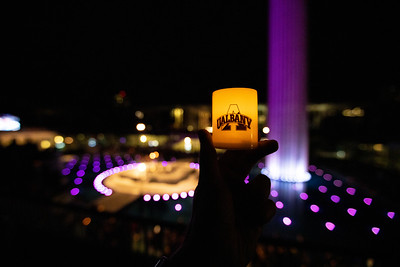 2019 Candlelighting and Glow Party