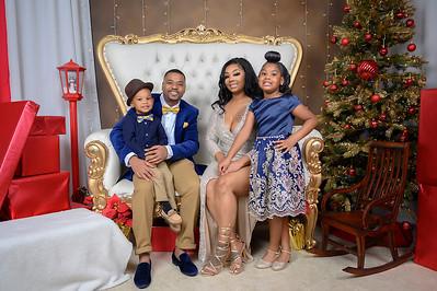 The Watson Family Christmas 2020