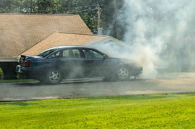 06-29-17 Coshocton FD Car Fire