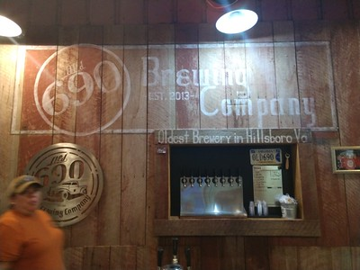 Old 690 Brewery