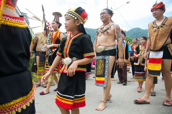 Gawai Harvest Festival in Sarawak