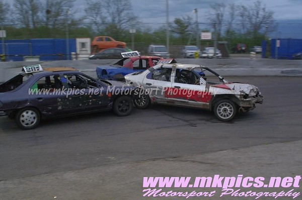 2L National Bangers, Northampton  25 April