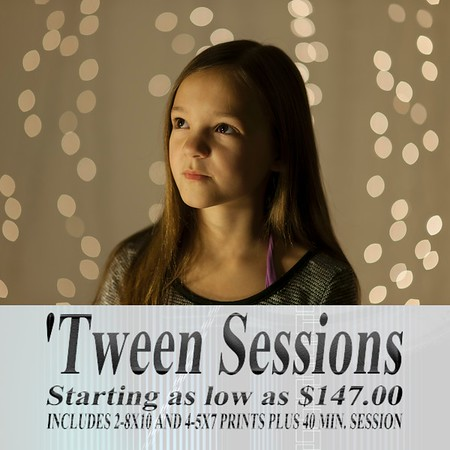 'Tween Sessions