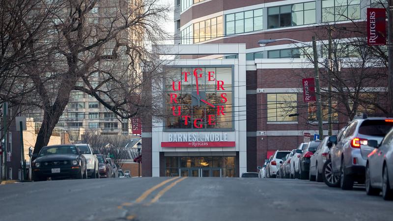 Rutgers University - New Brunswick, New Jersey