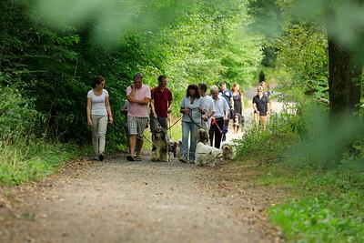 24.08.2013 Hundespaziergang mit der IGT
