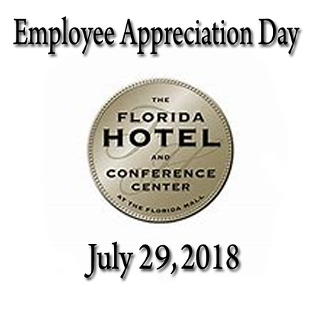 Florida Hotel Employee Appreciation