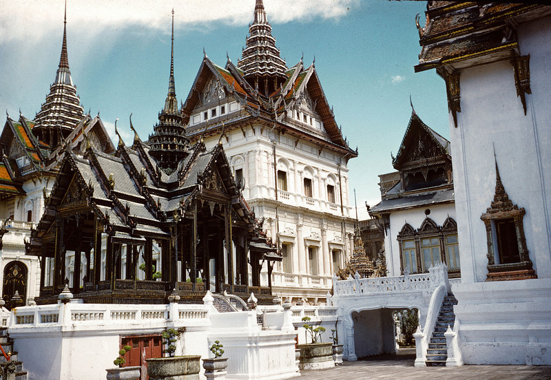 Thai King's Palace Chapel