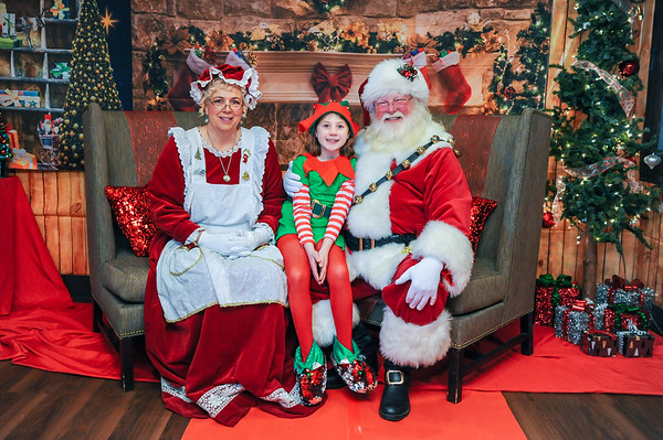 Red Rocks Country Club Brunch with Santa 2018