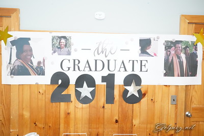 Dawn Moore Class of 2018 Celebration