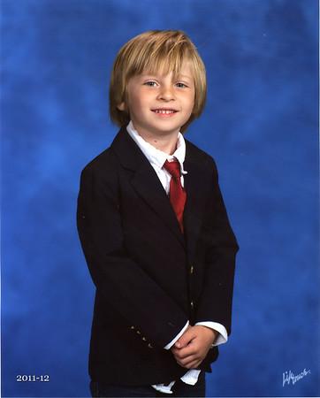 Jackson Kindergarden School Picture