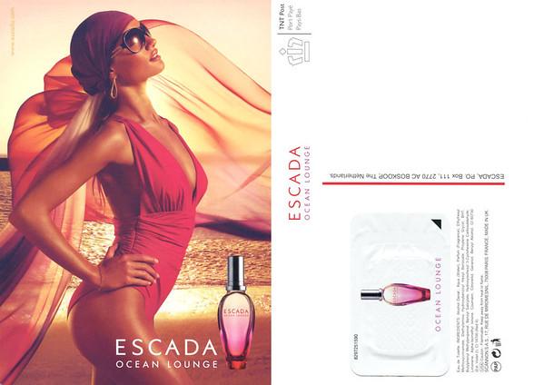 -E- Spare scent cards