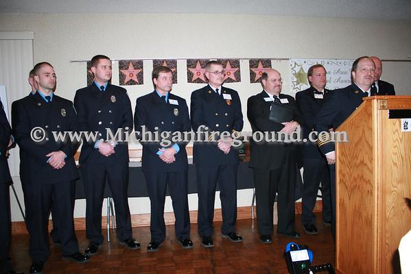 2/9/11 - Mason Area Chamber of Commerce 2011 Awards