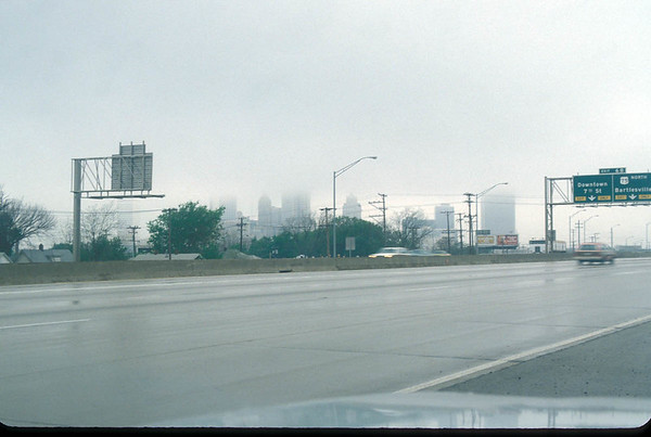 Downtown Tulsa 1966?