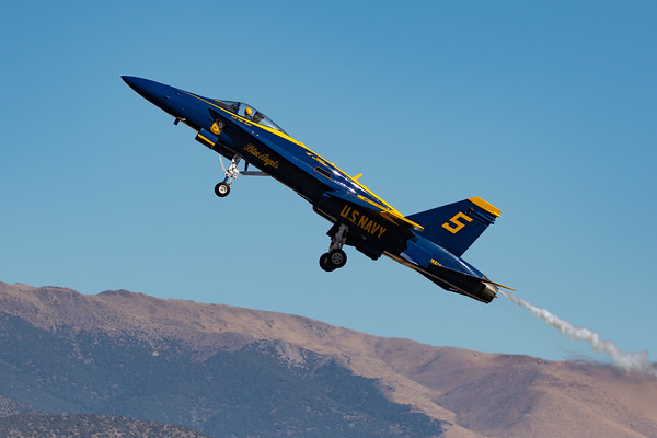 Blue Angels @ Minden Tahoe Airshow 2018