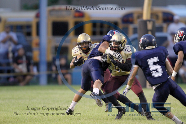 Castle Football - Wai 10-12-13