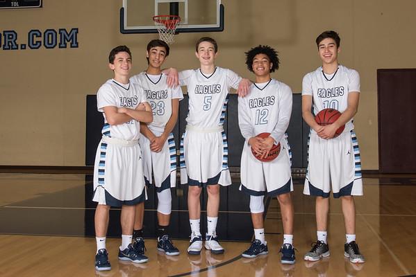 Boys Basketball 2017