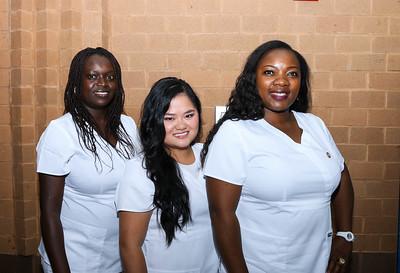 Nursing Pinning Ceremony Summer 2019