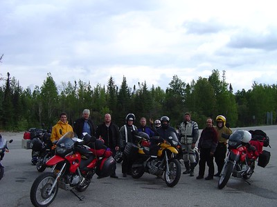 Chain Gang trip to James Bay, Canada