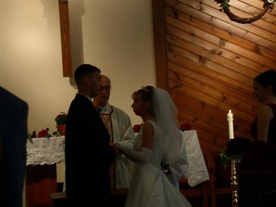 2001-09-22 Jessi Horak & Steve Barczyk's Wedding