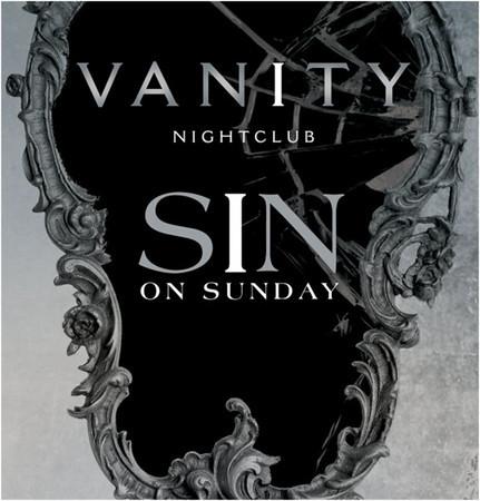 Sin on Sunday @ Vanity Nightclub 10.10.10