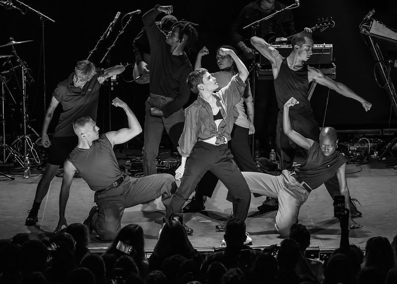 Christine and the Queens at the Union Transfer