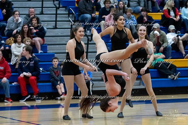 Dance team 2018-19