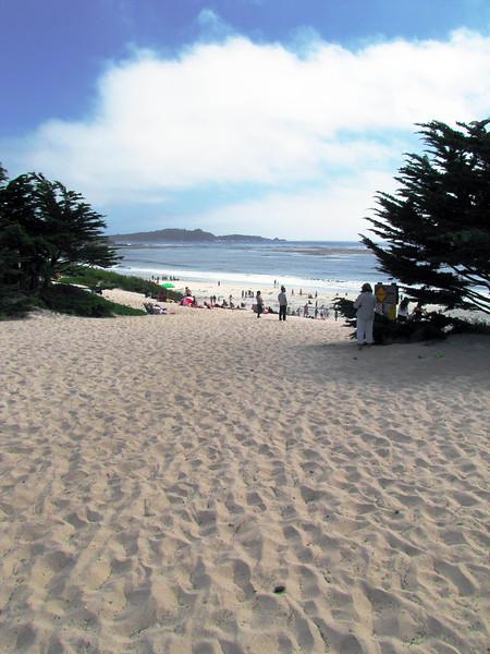 Carmel City Beach