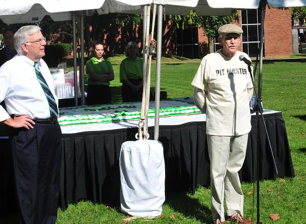 09.23.13 John Marshall Birthday Cake