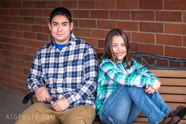 Nick & Brenna