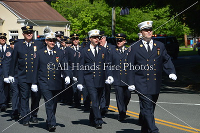 Locust Valley Fire Department Memorial Day Parade - 2013