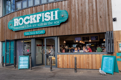 Rockfish Brixham Takeaway