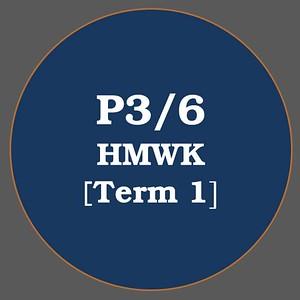 P3/6 HMWK T1