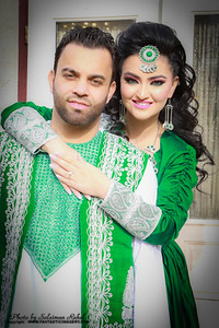 Lila & Najib Henna