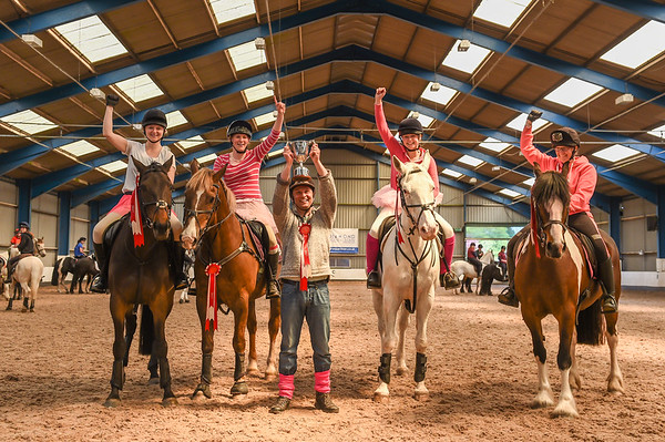The BHS Heather Lucas Memorial Mounted Games, 14th May 2017
