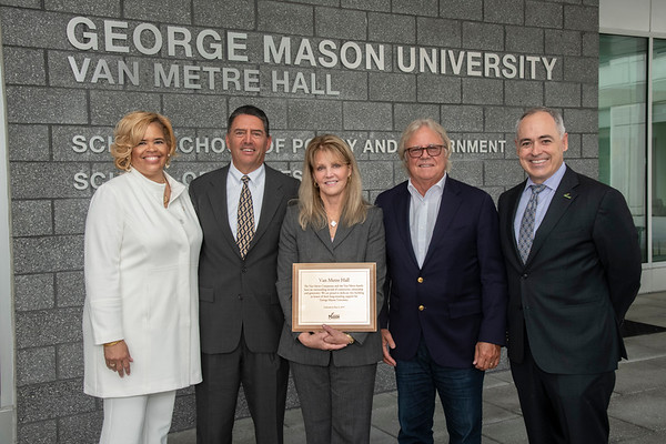 Van Metre Hall Dedication, 5/13/2019