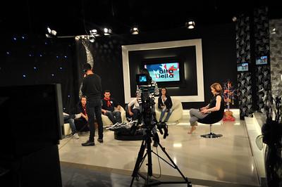 TV Appearance - Malta Llejla - Wed 11th April 2012