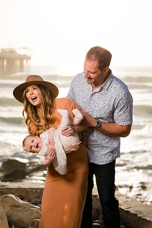 Lyndsey & Steve Family