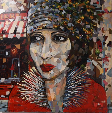 Natasha Sazonova Art