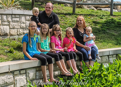 Crystal & Chris' Family Photo Session