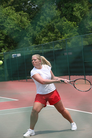 Rome Tennis Tournament 5-26-07