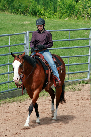 Classes 13-17  All Equitation