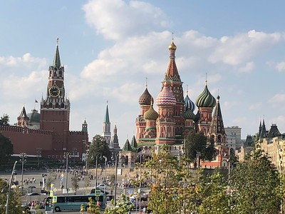 Moscow 2018