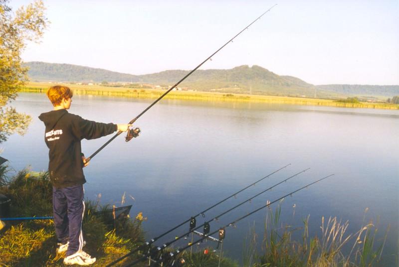 WCC99-Pic 18 - Junior fishing