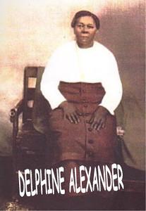 Delphine Alexander