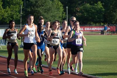 W 5000m Trials