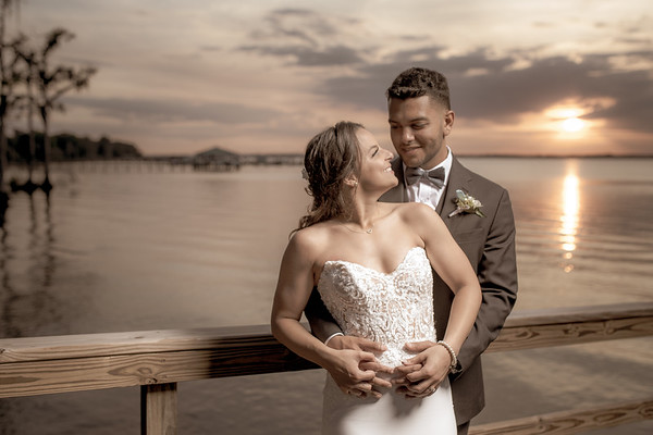 Natalia + Joshua Wedding Photos